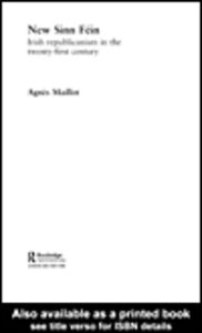Ebook in inglese New Sinn Féin Maillot, Agnès