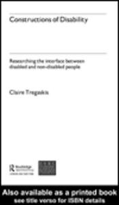 Ebook in inglese Constructions of Disability Tregaskis, Claire