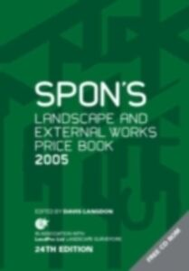 Ebook in inglese Spon's Landscape and External Works Price Book 2005 Langdon, Davis
