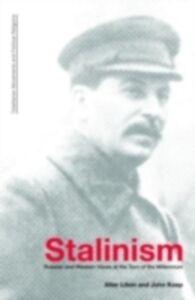 Ebook in inglese Stalinism Keep, John L. H. , Litvin, Alter L.