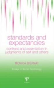 Foto Cover di Standards and Expectations, Ebook inglese di Biernat, edito da Taylor and Francis