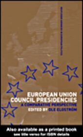 European Union Council Presidencies