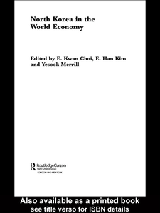 Ebook in inglese North Korea in the World Economy