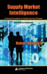 Ebook in inglese Supply Market Intelligence Handfield, Robert