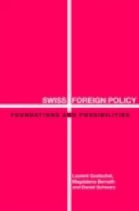 Foto Cover di Swiss Foreign Policy, Ebook inglese di AA.VV edito da Taylor and Francis