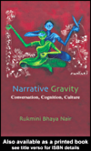 Ebook in inglese Narrative Gravity Nair, Rukmini Bhaya