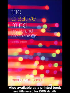 Ebook in inglese The Creative Mind Boden, Margaret A.