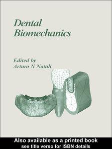 Ebook in inglese Dental Biomechanics