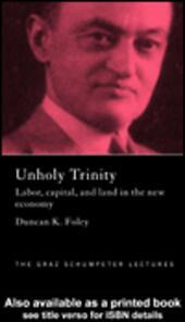 An Unholy Trinity