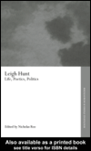 Ebook in inglese Leigh Hunt