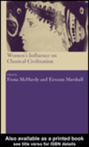 Ebook in inglese Women's Influence on Classical Civilization