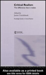 Ebook in inglese Critical Realism