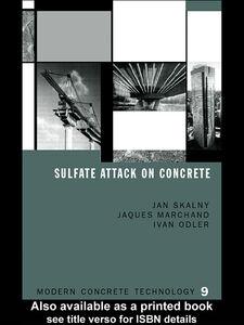 Ebook in inglese Sulfate Attack on Concrete Marchand, J. , Odler, I. , Skalny, J. P.