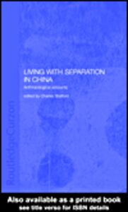 Ebook in inglese Living with Separation in China Stafford, Charles