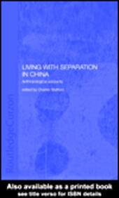 Living with Separation in China