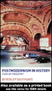 Ebook in inglese Postmodernism in History Southgate, Beverley