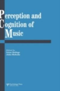 Foto Cover di Perception And Cognition Of Music, Ebook inglese di  edito da Taylor and Francis