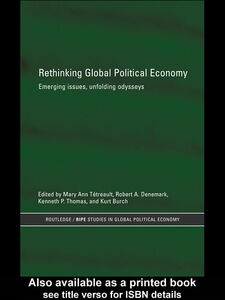 Ebook in inglese Rethinking Global Political Economy