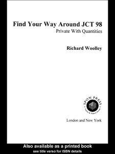 Ebook in inglese Find Your Way Around JCT 98 Woolley, Richard