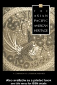 Foto Cover di Asian Pacific American Heritage, Ebook inglese di George Leonard, edito da Taylor and Francis