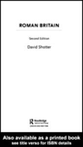 Foto Cover di Roman Britain, Ebook inglese di David Shotter, edito da