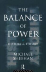 Foto Cover di Balance Of Power, Ebook inglese di Michael Sheehan, edito da Taylor and Francis
