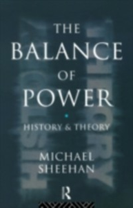 Ebook in inglese Balance Of Power Sheehan, Michael