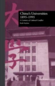 Ebook in inglese China's Universities, 1895-1995 Hayhoe, Ruth