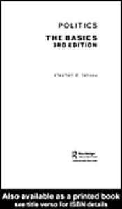 Ebook in inglese Politics Tansey, Stephen