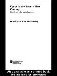 Foto Cover di Egypt in the Twenty First Century, Ebook inglese di M. Riad El-Ghonemy, edito da