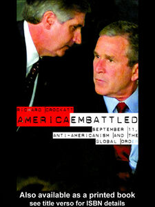 Ebook in inglese America Embattled Crockatt, Richard
