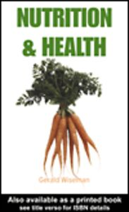 Ebook in inglese Nutrition and Health