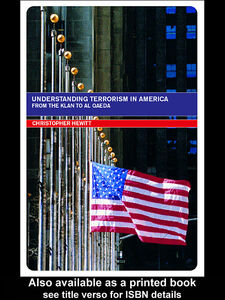 Ebook in inglese Understanding Terrorism in America Hewitt, Christopher
