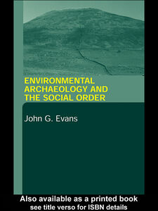 Ebook in inglese Environmental Archaeology and the Social Order Evans, John G.