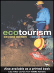 Ebook in inglese Ecotourism Fennell, David A.