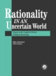 Ebook in inglese Rationality In An Uncertain World