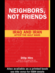 Ebook in inglese Neighbors, Not Friends Hiro, Dilip