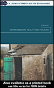 Foto Cover di Environmental Health and Housing, Ebook inglese di Jill Stewart, edito da