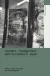 Ebook in inglese Genders, Transgenders and Sexualities in Japan