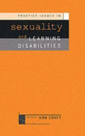 Practice Issues in Sexuality and Learning Disabilities