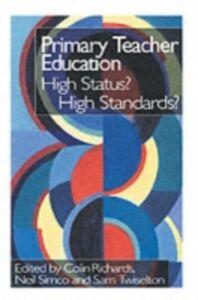 Ebook in inglese Primary Teacher Education