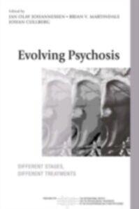 Foto Cover di Evolving Psychosis, Ebook inglese di  edito da Taylor and Francis