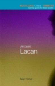 Ebook in inglese Jacques Lacan HOMER, SEAN