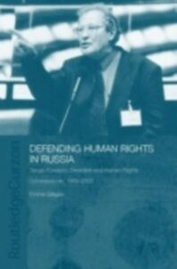 Ebook in inglese Defending Human Rights in Russia Gilligan, Emma
