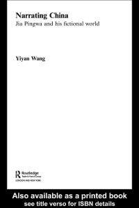 Ebook in inglese Narrating China Wang, Yiyan
