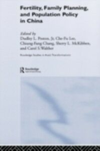 Ebook in inglese Fertility, Family Planning and Population Policy in China -, -