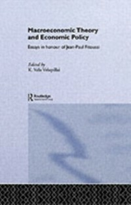 Ebook in inglese Macroeconomic Theory and Economic Policy -, -