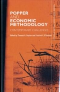 Foto Cover di Popper and Economic Methodology, Ebook inglese di  edito da Taylor and Francis