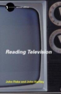 Foto Cover di Reading Television, Ebook inglese di  edito da Taylor and Francis