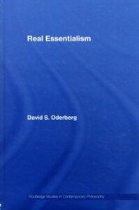 Ebook in inglese Real Essentialism Oderberg, David S.